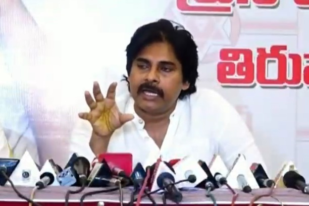 will take decision on tirupati by elections