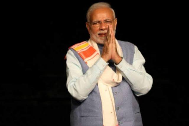 PM Modi arrives Hyderabad to visit Bharat Biotech facility