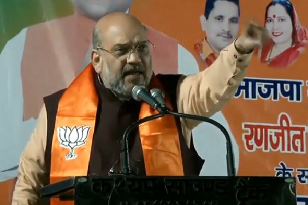 Amit Shah says their government ready discuss China issue in Parliament