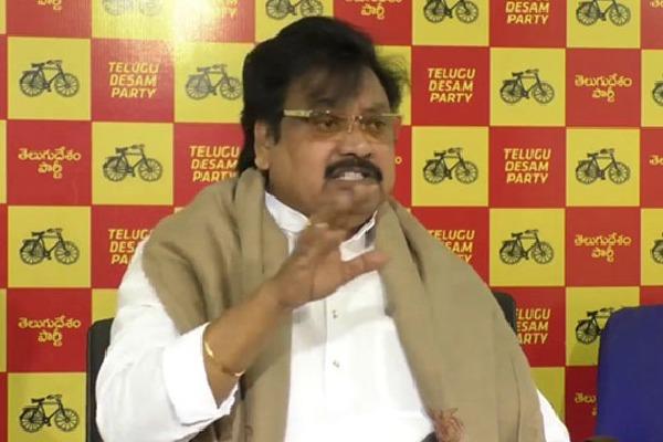 Jagan you are culprit in serious crime says Varla Ramaiah