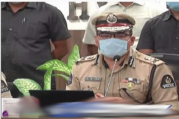 Corona medicine in black market as Hyderabad police busted