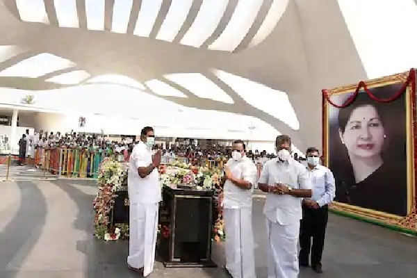 Jayalalitha residence converted into memorial
