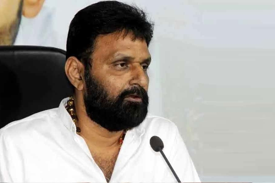 AP Sadhu parishad fires on minister kodali nani