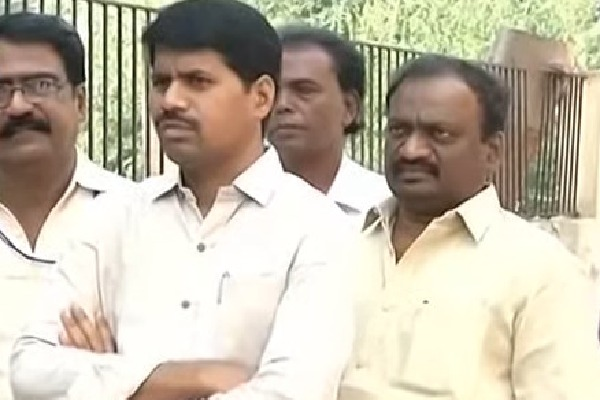 Venkatramireddy clarifies over his remarks on Panchayat Elections