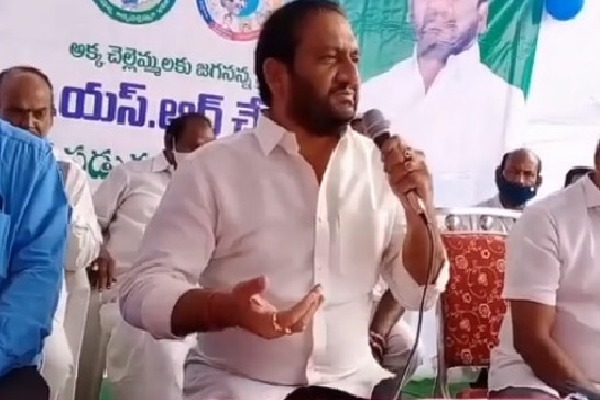 YCP MLA warns Nellore district police officer