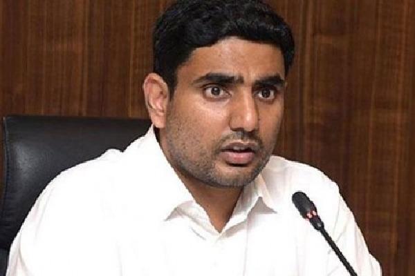 lokesh fires on ycp leaders