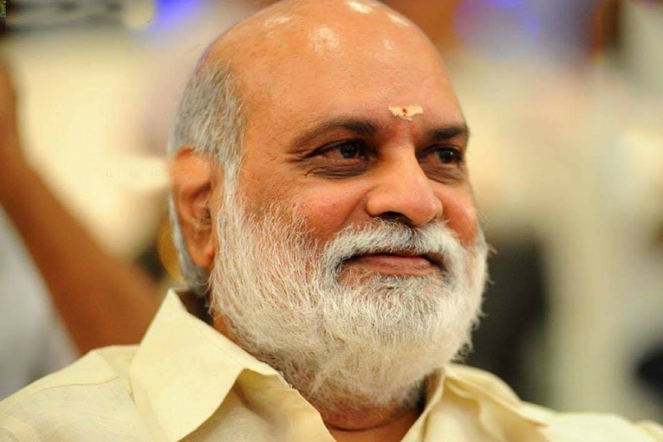 K Raghavendra Rao now turns hero