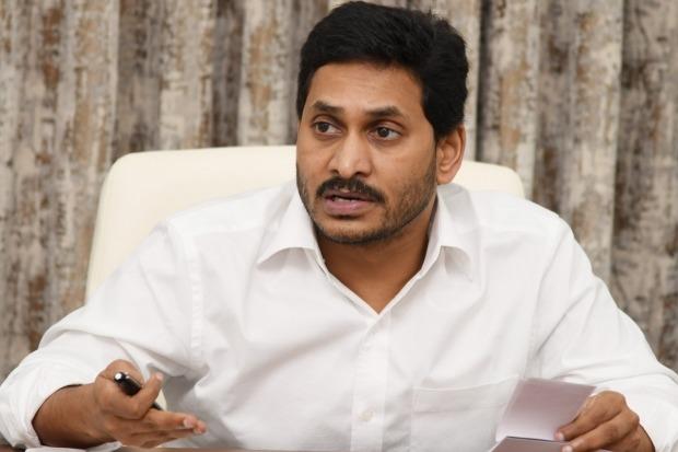 CM Jagan reviews crop planning in state