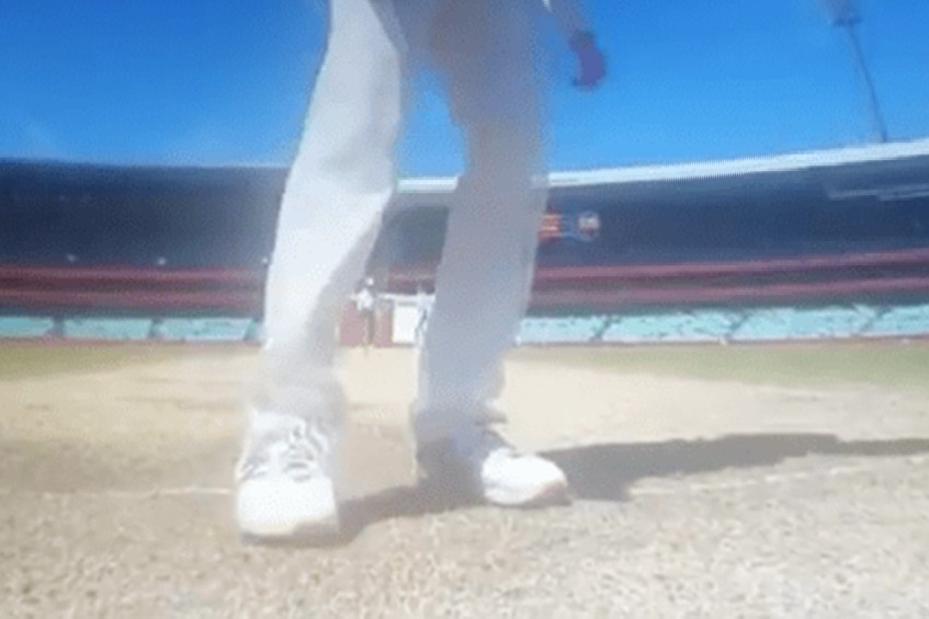 Steve Smith Denied Cheating in third Test