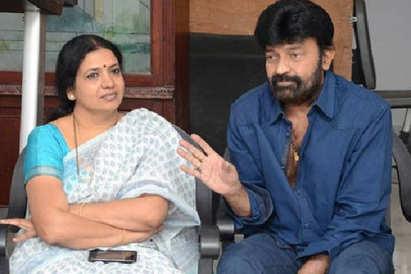Rajasekhar is still in ICU says Jeevitha