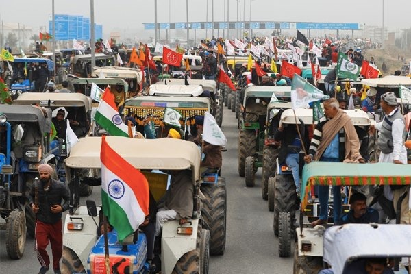 Pakistan creates hundreds of Twitter accounts to mislead Indian people over tractor rally