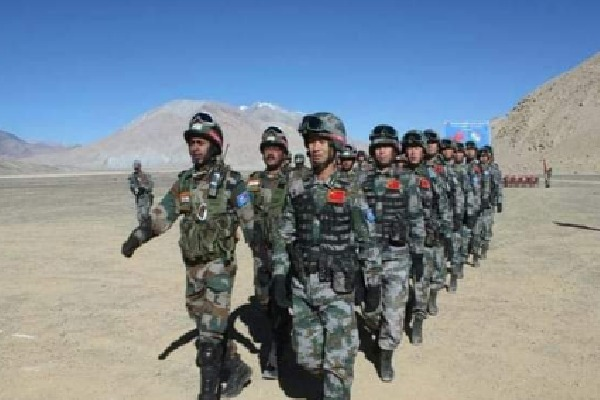 Unknown fire in a China tent causes massive clashes at Galwan Valley