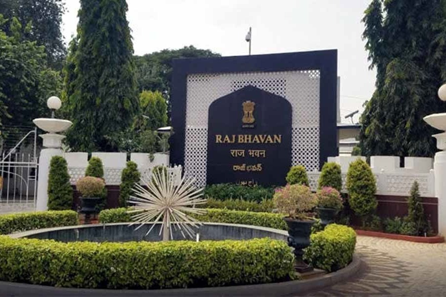 AP Raj Bhavan Security personnel infected to coronavirus