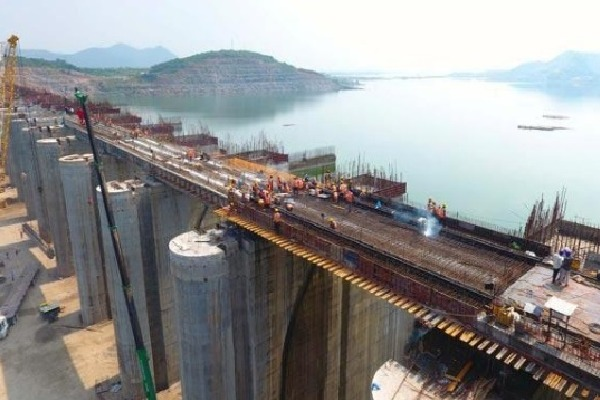 Center Releases Above Two Thousand Crores Reembersment for Polavaram