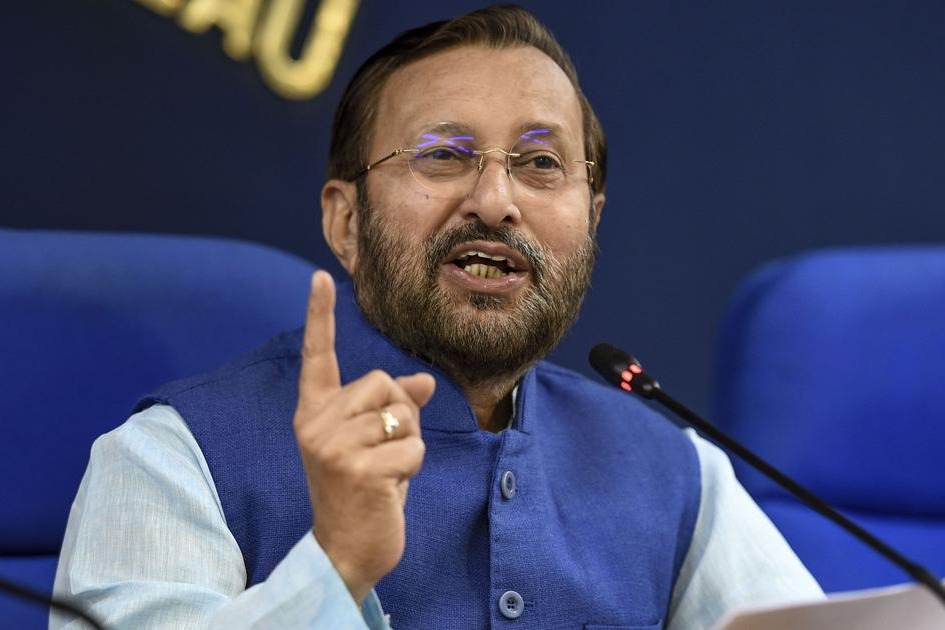 Blunder corrected with 1992 Babri demolition Javadekar