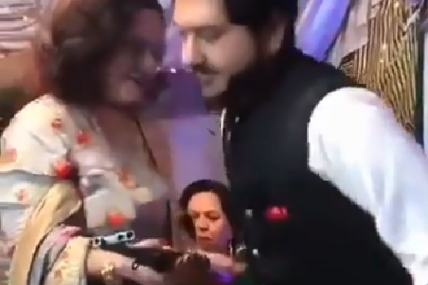 Bride Gifted AK 47 video Viral