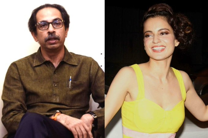 This is the problem of Uddhav Thackeray says Kangana Ranaut