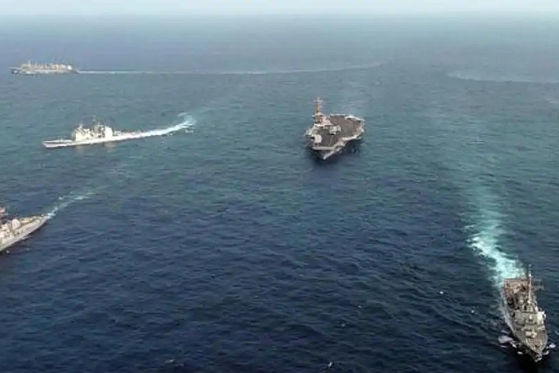 Australia Added this Year Malabar Navy Excercise
