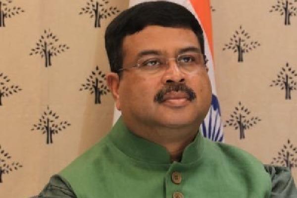 Union minister Dharmendra Pradhan tested corona positive