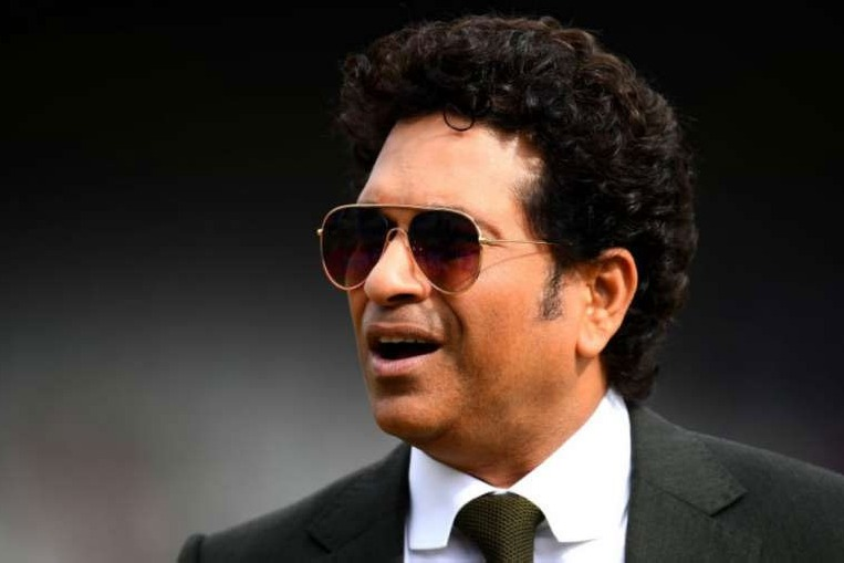 Sachin tendulkar welcomes rafel jet fighters
