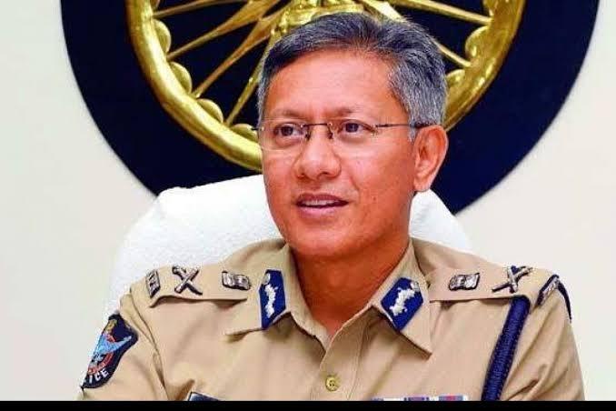 DGP Gautam Sawang press meet over attacks on temples