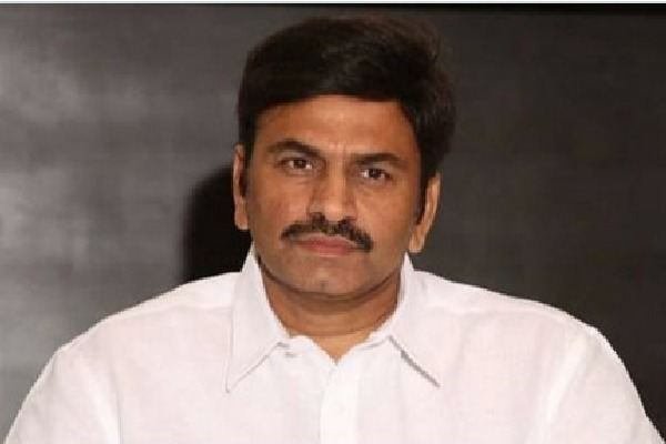 Raghurama Krishnaraju Rachabanda comments
