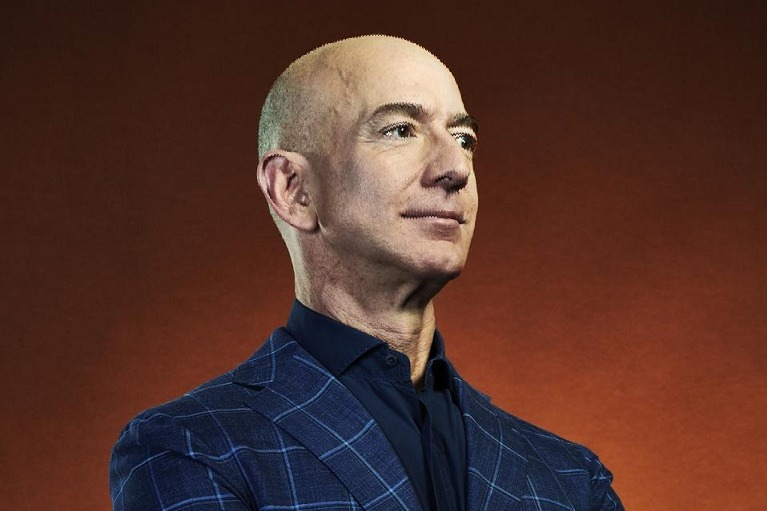 Once Again Jeff Bezos is World Number One Billioneer