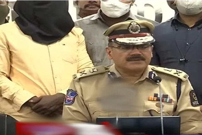 Hyderabad police arrests serial killer