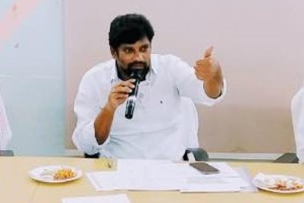 Balka Suman targets Pawan Kalyan for supporting BJP