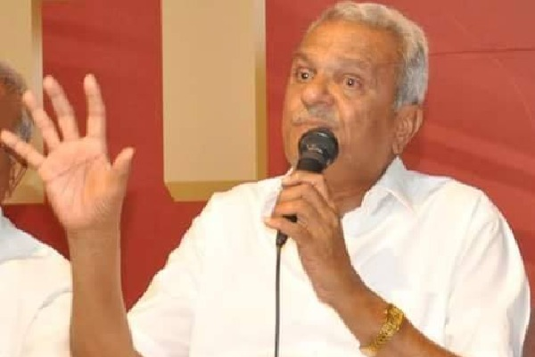 CPI Narayana comments on Sharmila party issue