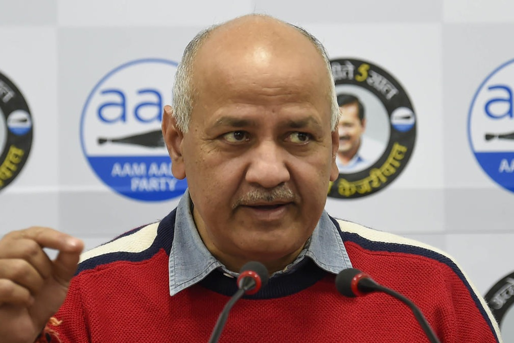 Pollution an issue not only for Delhi but entire north India says Manish Sisodia