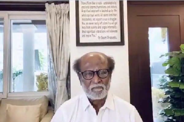 PR Team clarifies on Rajinikanth health condition