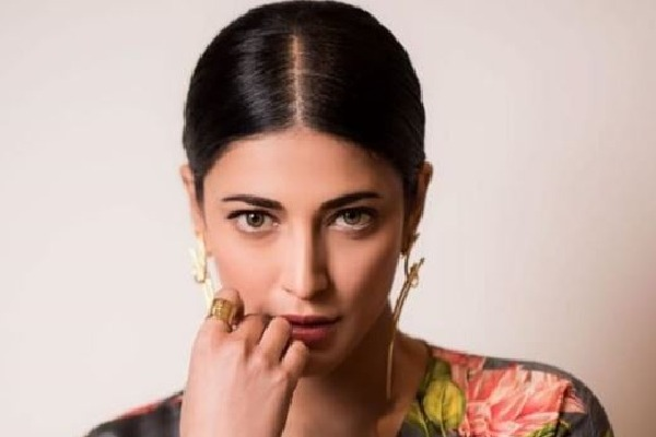 Shruti Hassan opposite Midhun Chakravarty in web series