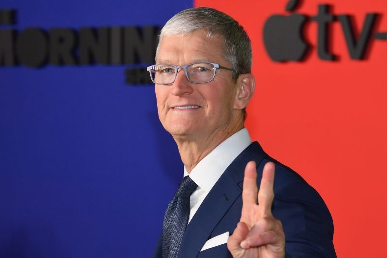 Impressed by Remote work says Apple CEO Tim Cook