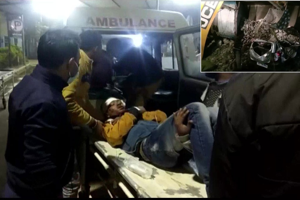 13 people died in an accident in Dhupguri west Bengal