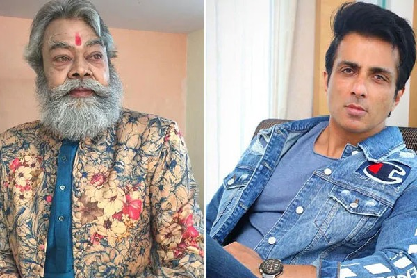 bollywood actor sonu sood promise to help anupam shyam