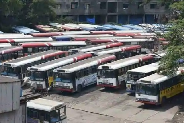 Decisions on City Buses in Next Week in Telangana