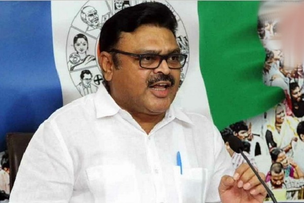 Ambati Rambabu talks about CM Jagan letter to Supreme Court Chief Justice