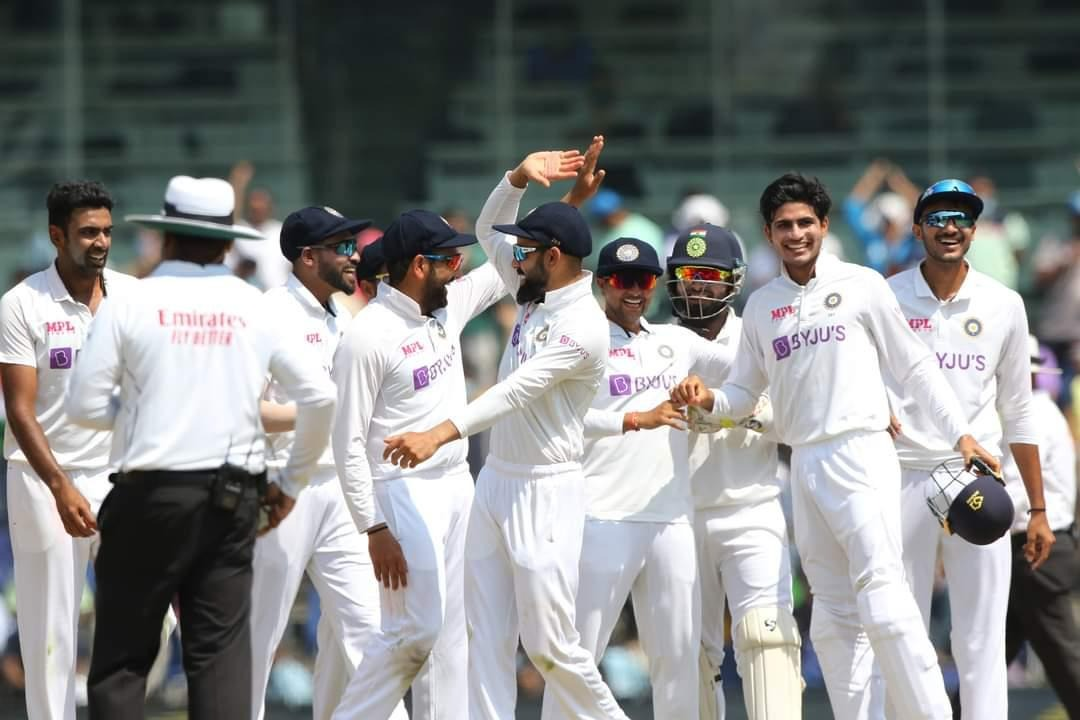 TeamIndia for last Two Tests against England announced