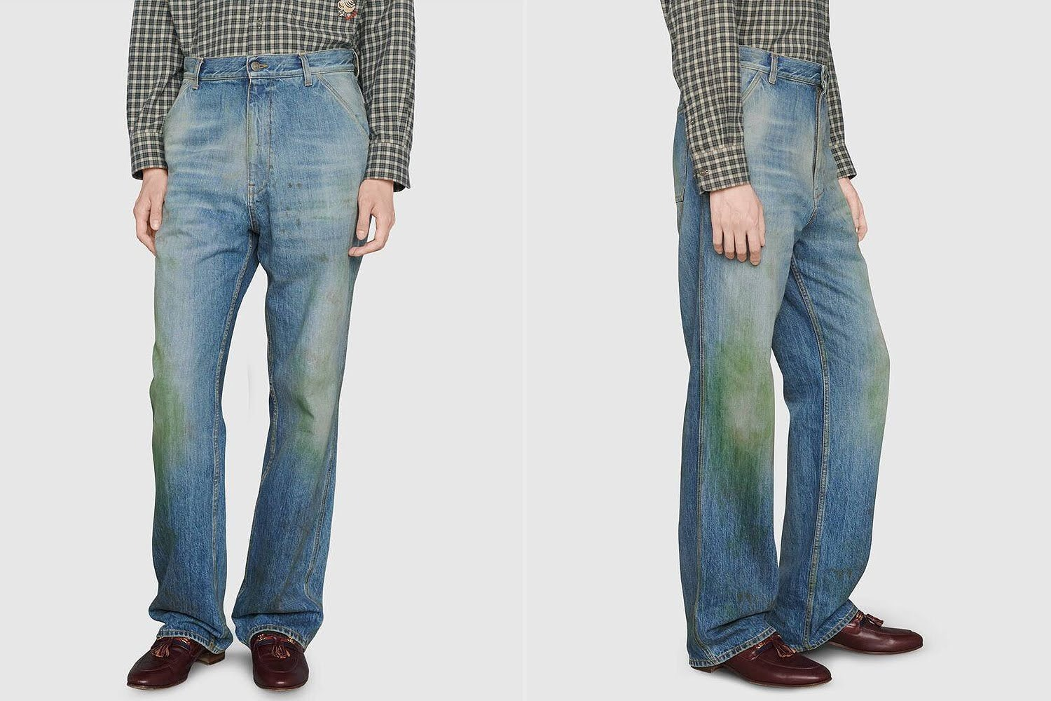 Gucci brings eco friendly jeans at high cost
