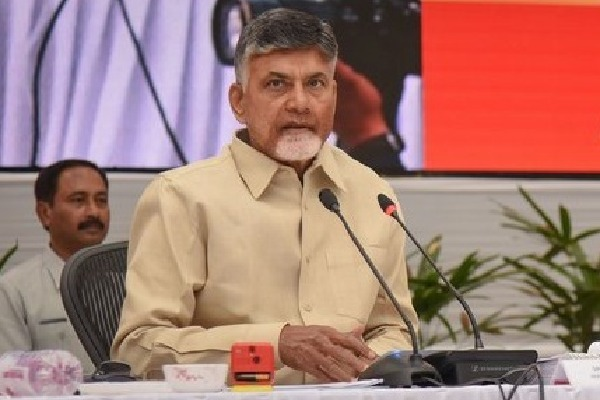 I wrote a letter to DGP demanding for release of Rakesh says Chandrababu