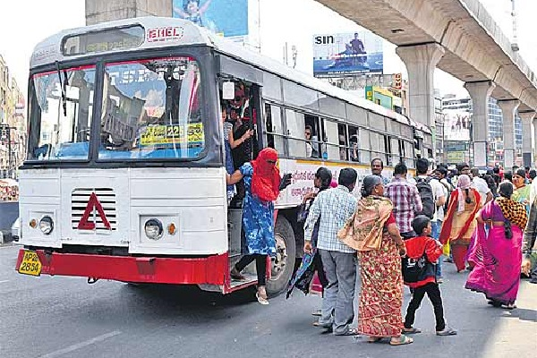 TSRTC announces good news for Hyderabadis