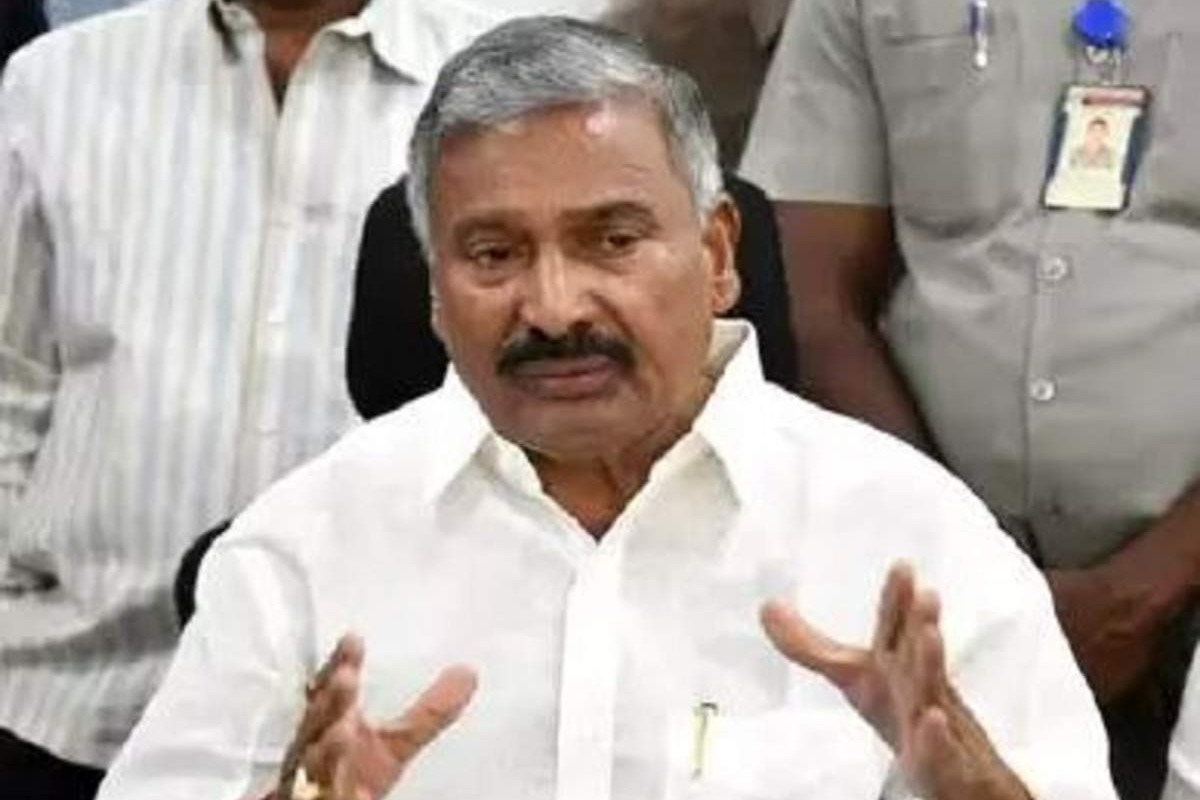 Corona is spreading in rural areas says Minister Peddireddy