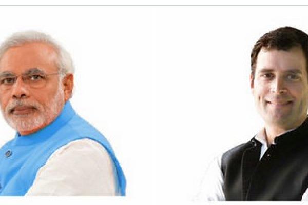 Rahul Gandhi criticises Modi
