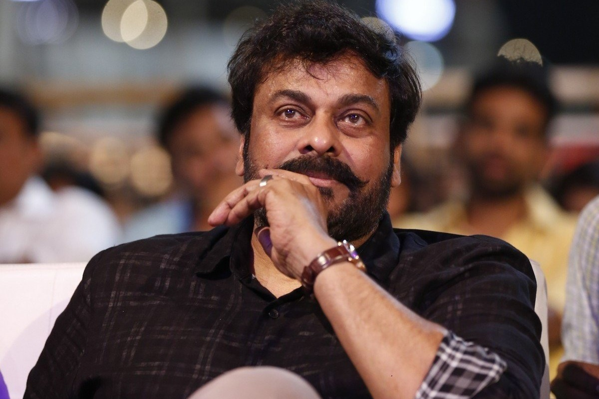Chiranjeevi shares a video of nature beauty