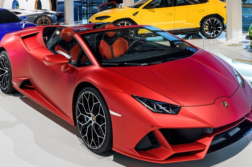 Vijayasai Reddy says LAMBORGHINI has come forward to invest in AP
