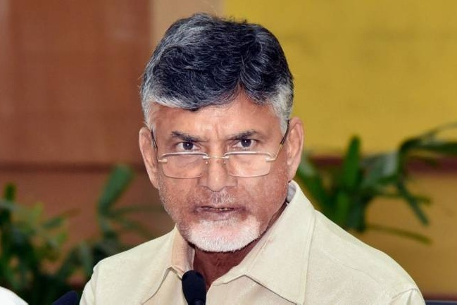 Chandrababu calls people of AP to join together to protest against YSRCP govt