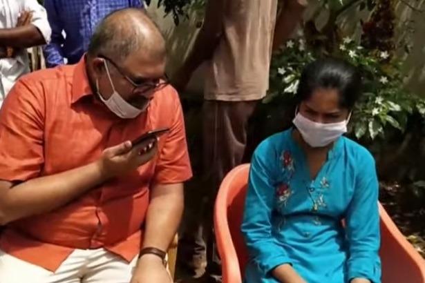 Durgarao Daughter Sravani Emotional Talk With Nara Lokesh