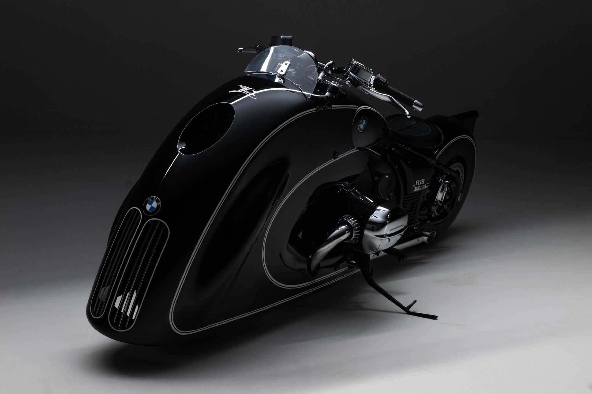 BMW Motorrad unveils mew custom made bike