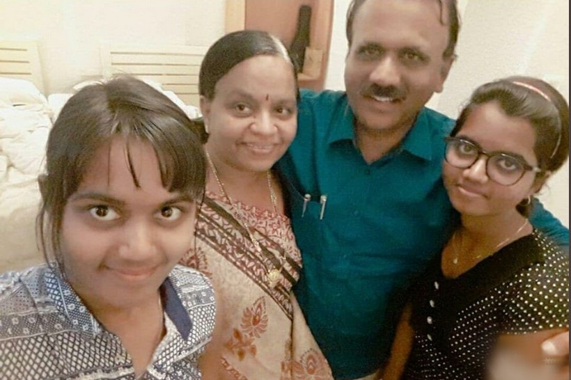 Police files case on Madanapalle couple who killed their daughters